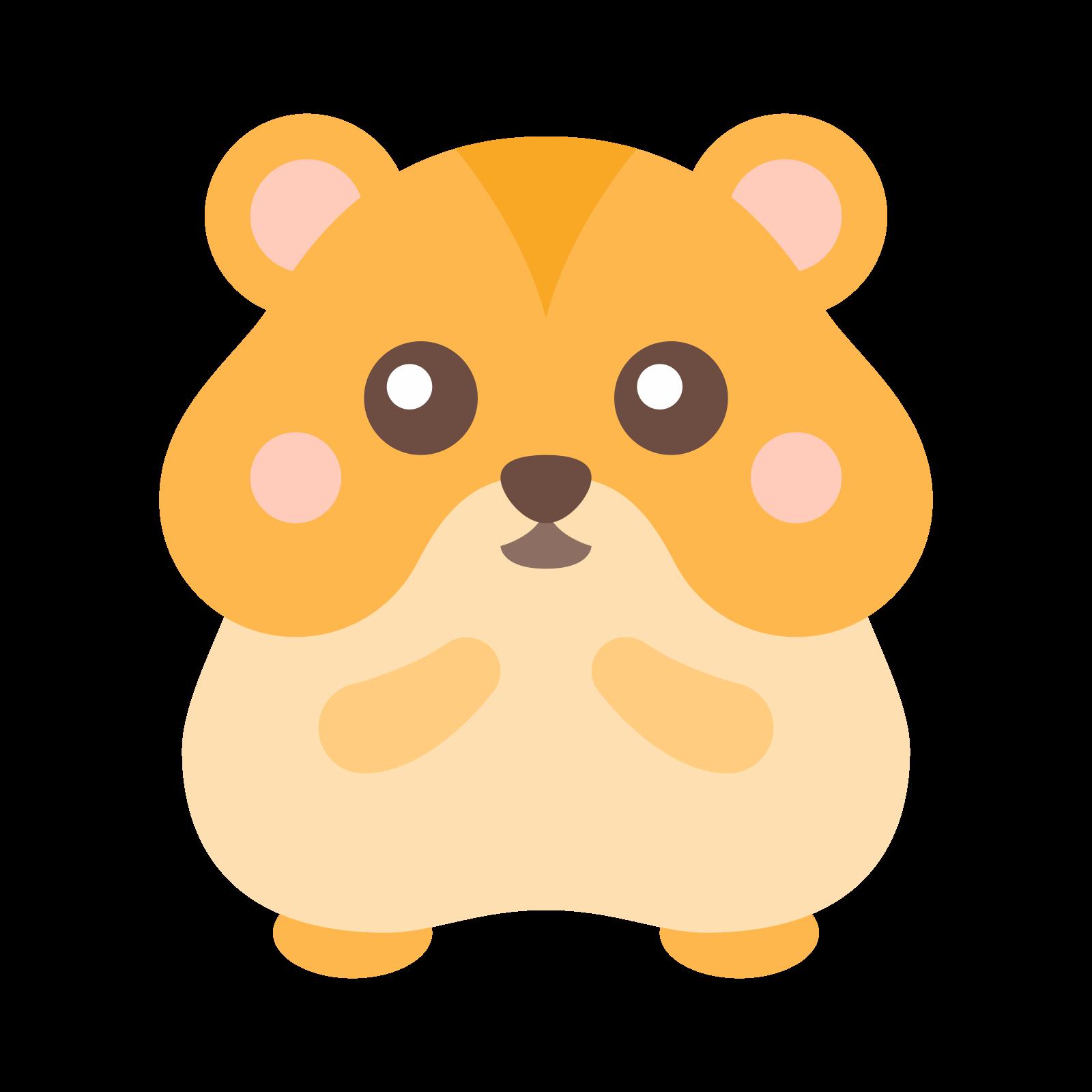 Icon chuột đáng yêu