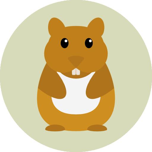 Icon chuột dễ thương