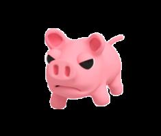 Icon lợn dễ thương