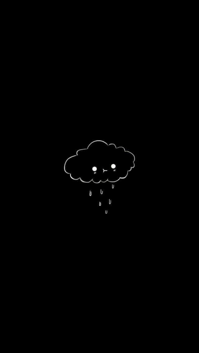 Ảnh đám mây cô đơn
