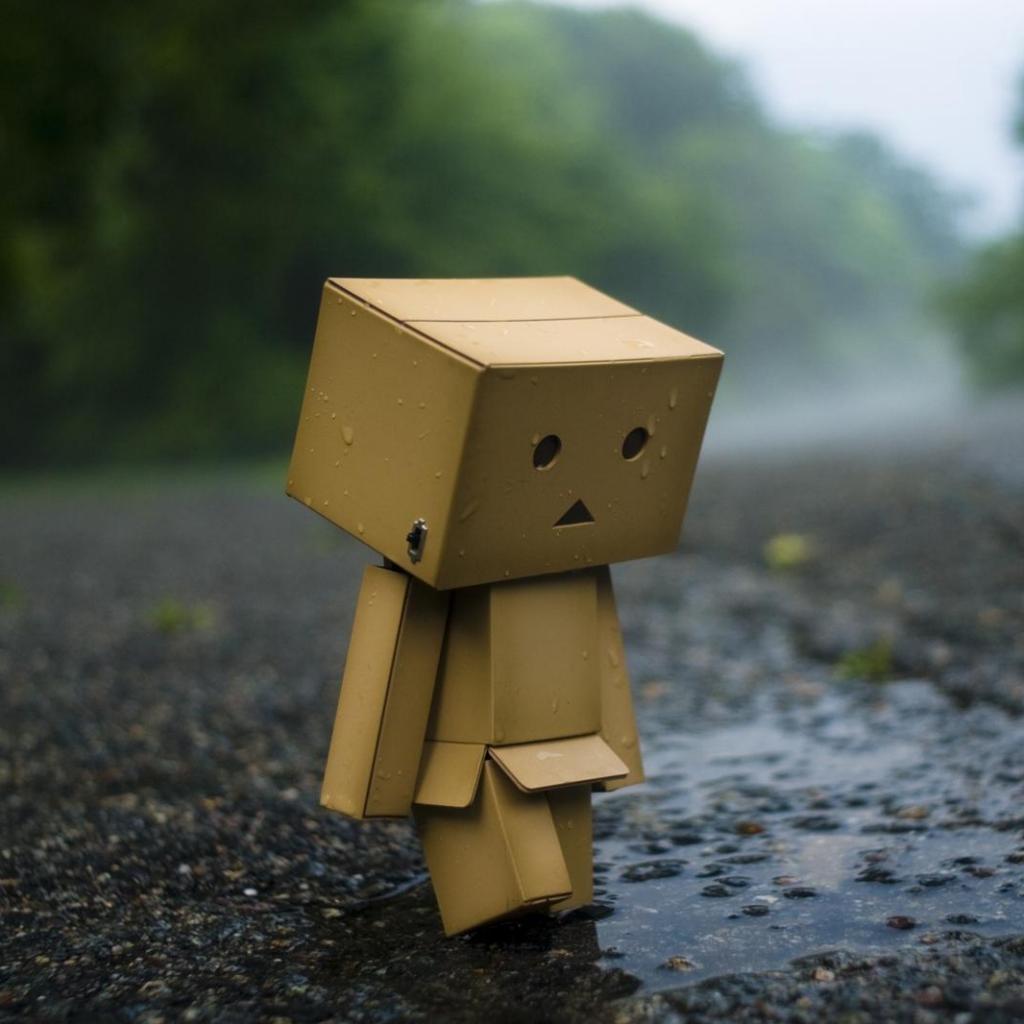 Hình ảnh Dambo buồn đẹp