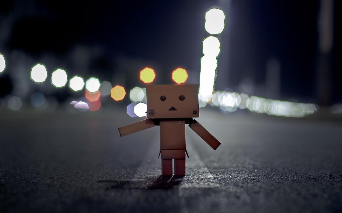 Hình ảnh Dambo buồn