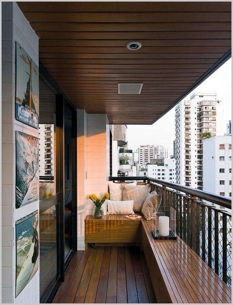 Hình mẫu ban công đẹp nhất cho ngôi nhà