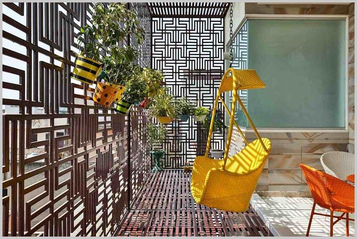 Mẫu thiết kế ban công đẹp cho ngôi nhà bạn