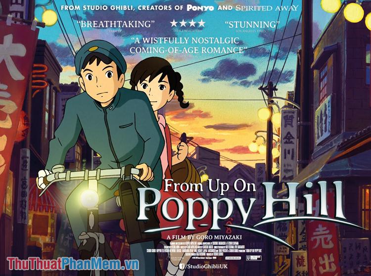From Up On Poppy Hill – Ngọn đồi hoa Anh Túc