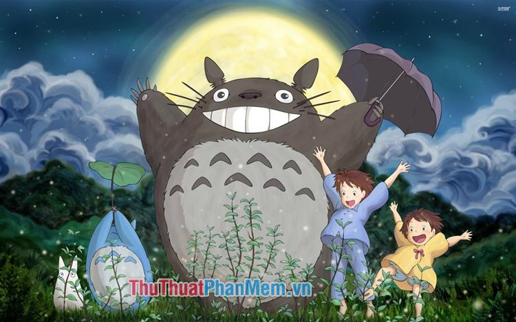 My Neighbour Totoro – Hàng xóm của tôi là Totoro