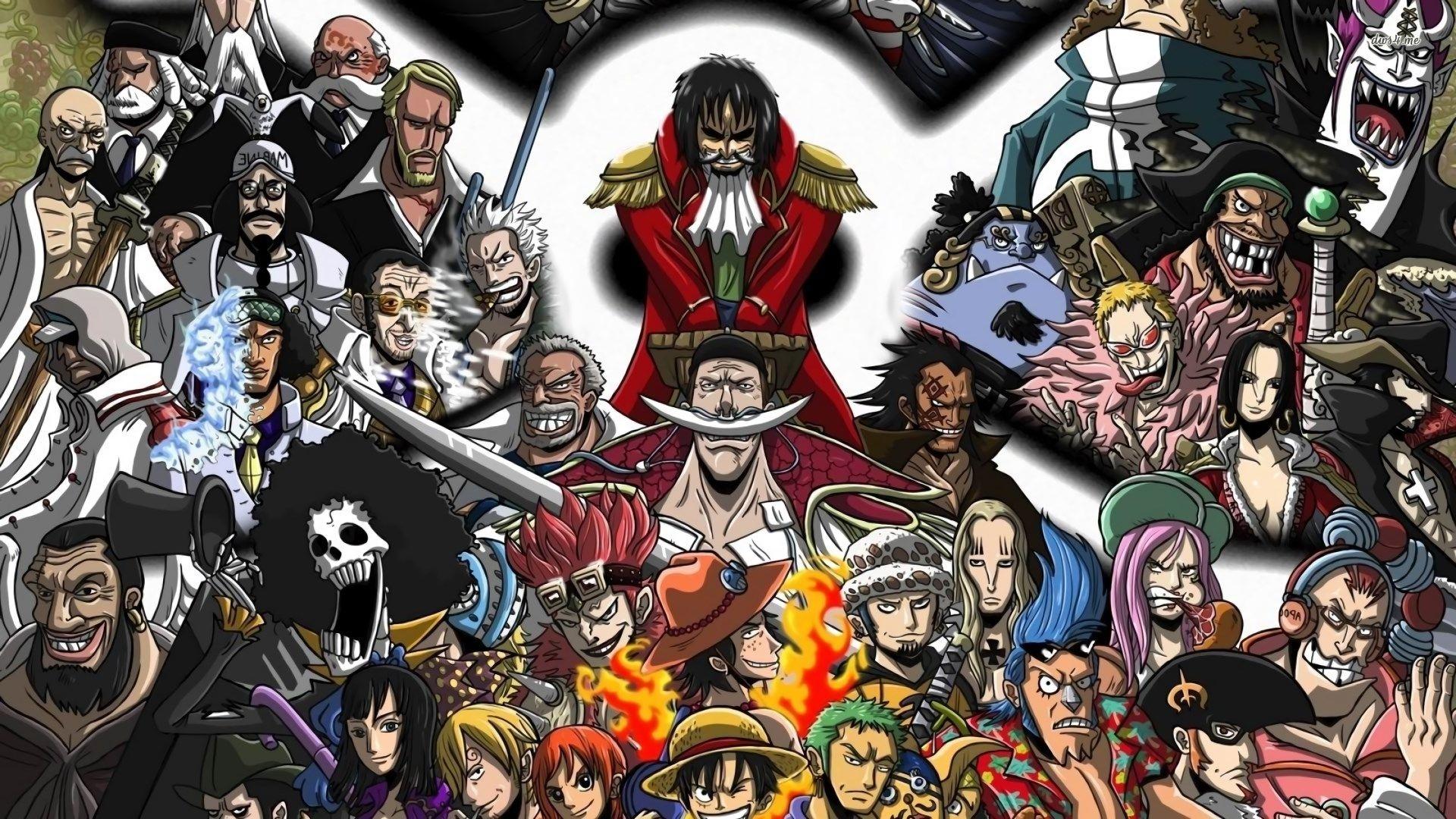 Tổng hợp hình nền One Piece
