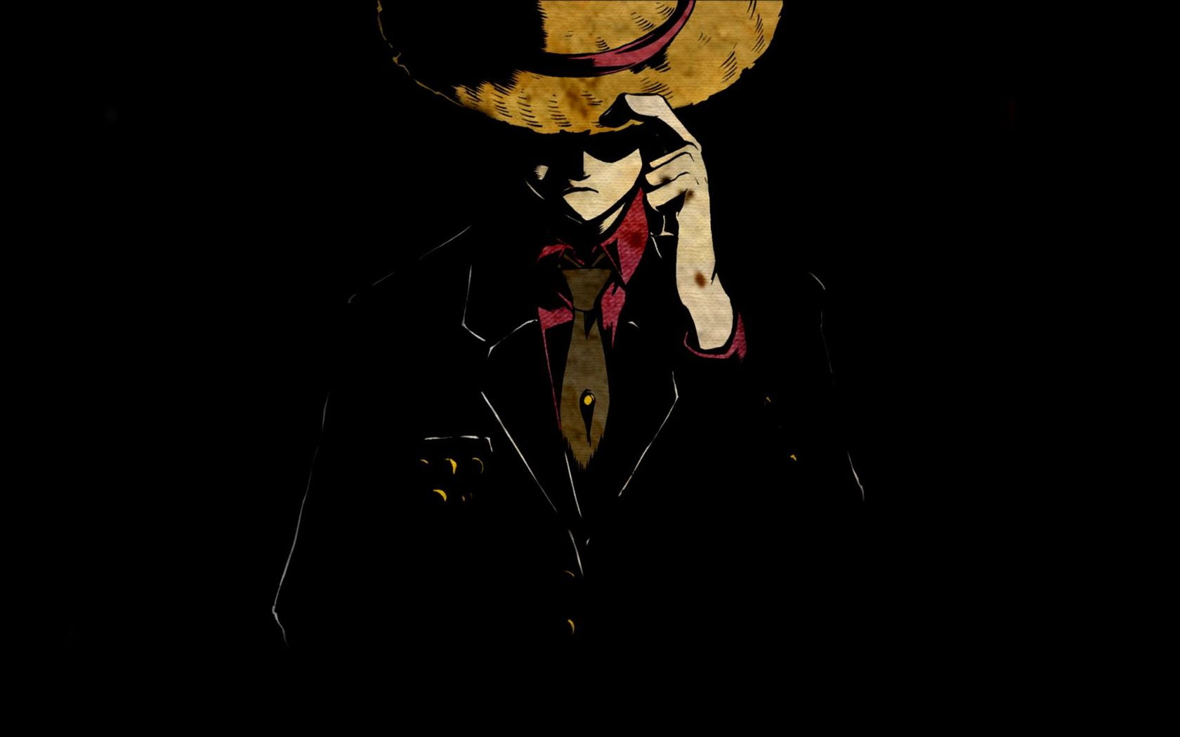 Wallpaper Luffy đẹp