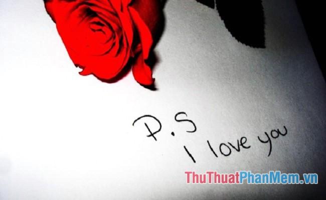 Ý nghĩa và cách dùng PS