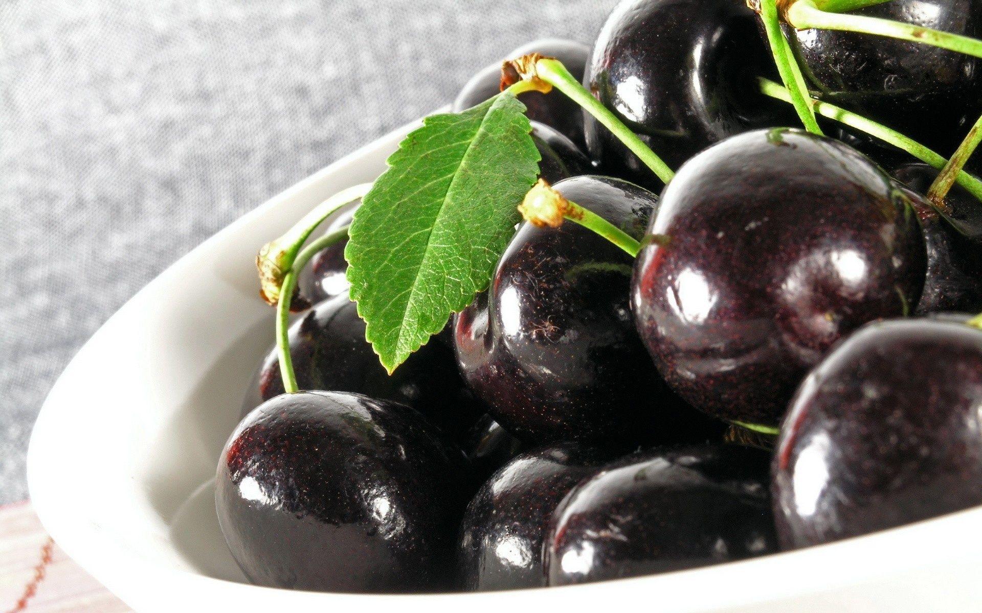 Hình ảnh quả Cherry đen đẹp và ngon nhất