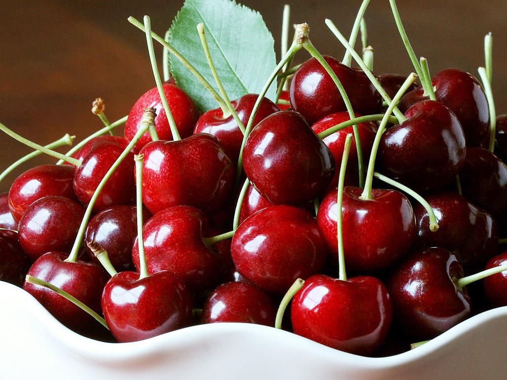 Hình ảnh quả cherry đẹp nhất thế giới