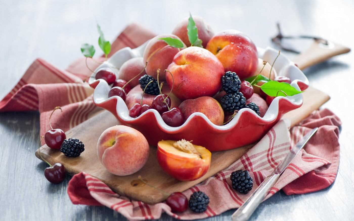 Hình ảnh quả cherry khô