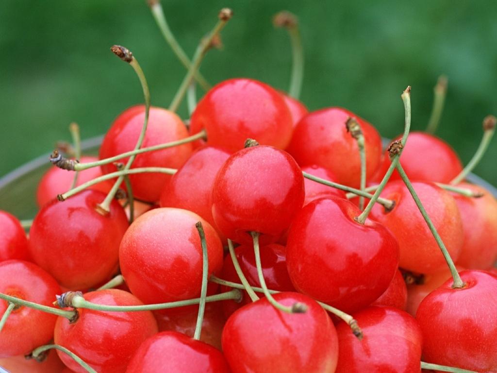 Hình ảnh quả cherry làm ảnh đại diện