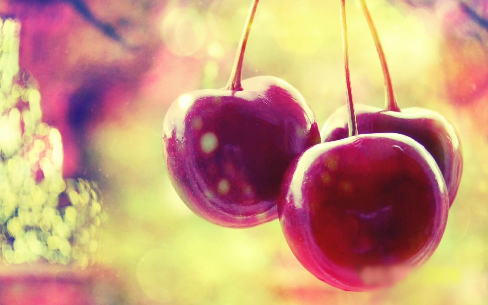 Quả cherry có những ngày để nhớ