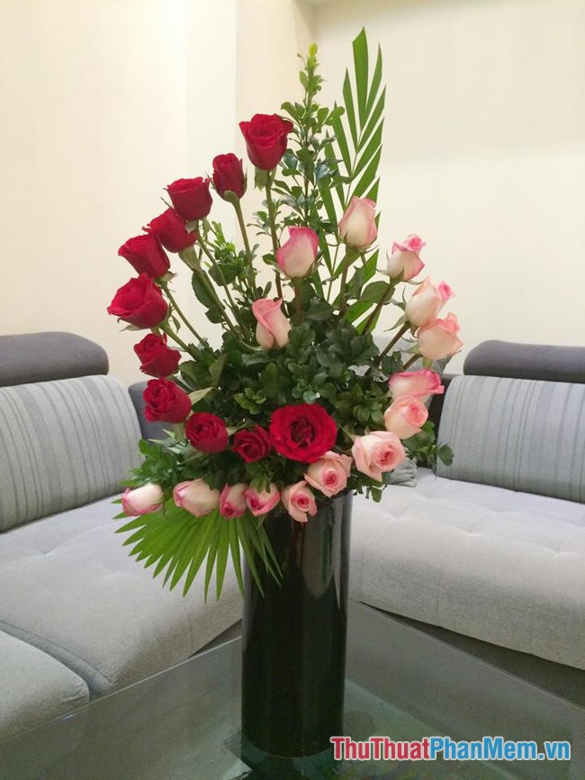 Các mẫu cắm hoa - 2