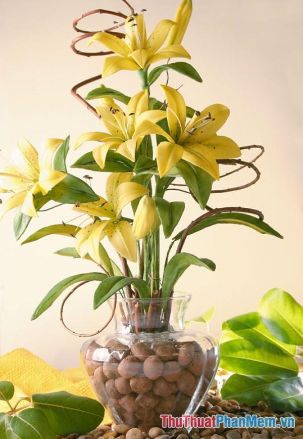 Các mẫu cắm hoa - 6