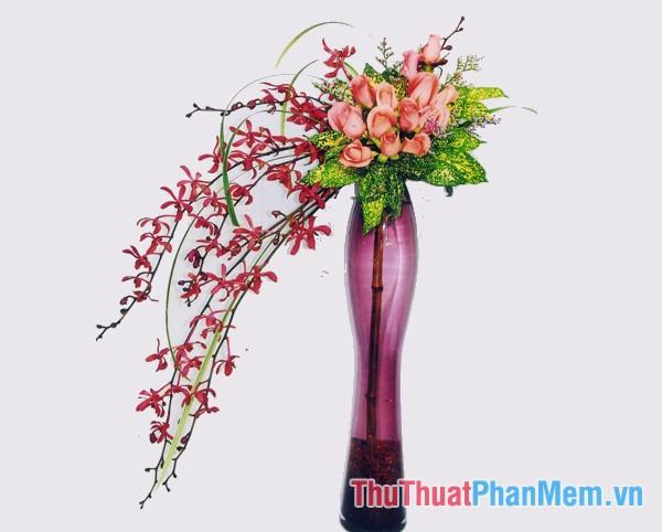 Các mẫu cắm hoa - 7