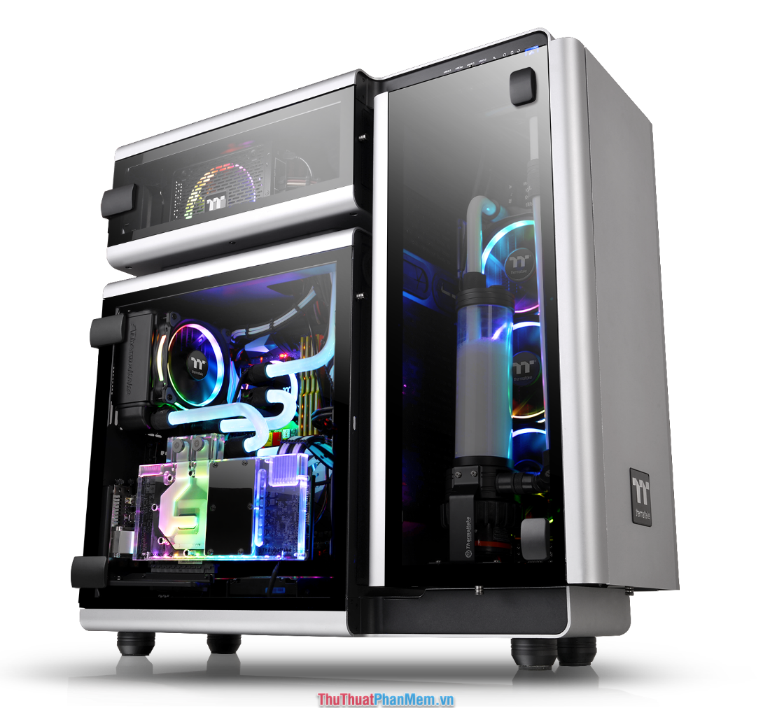Case THERMALTAKE Level 20 Tempered
