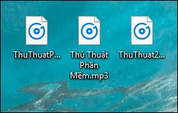File MP3 sau khi convert