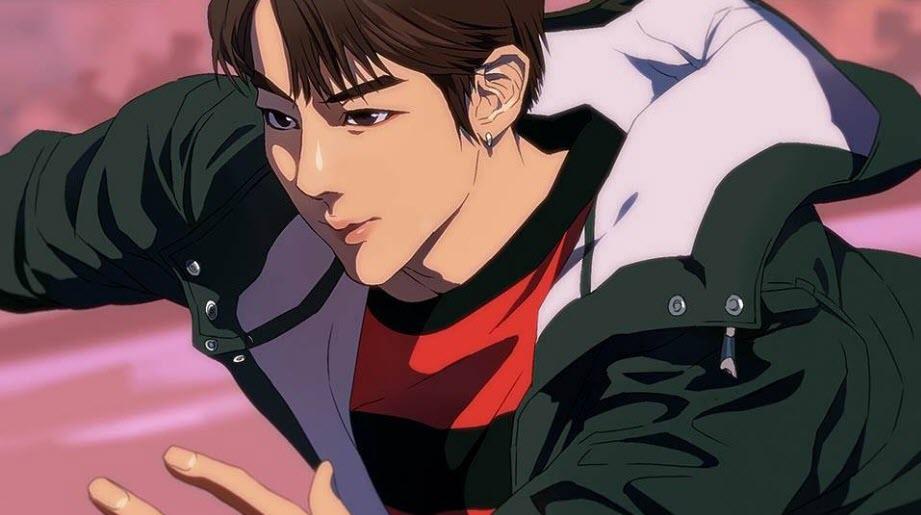 Ảnh bts anime army