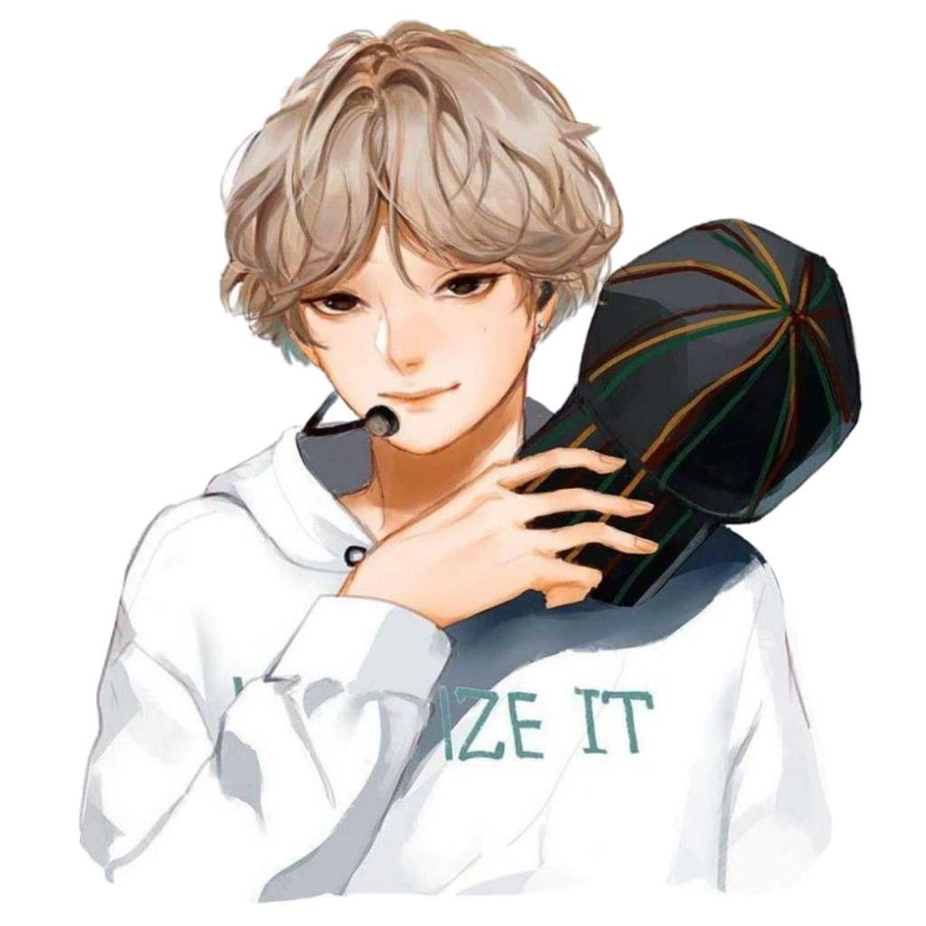 Ảnh bts anime kimtaehyung