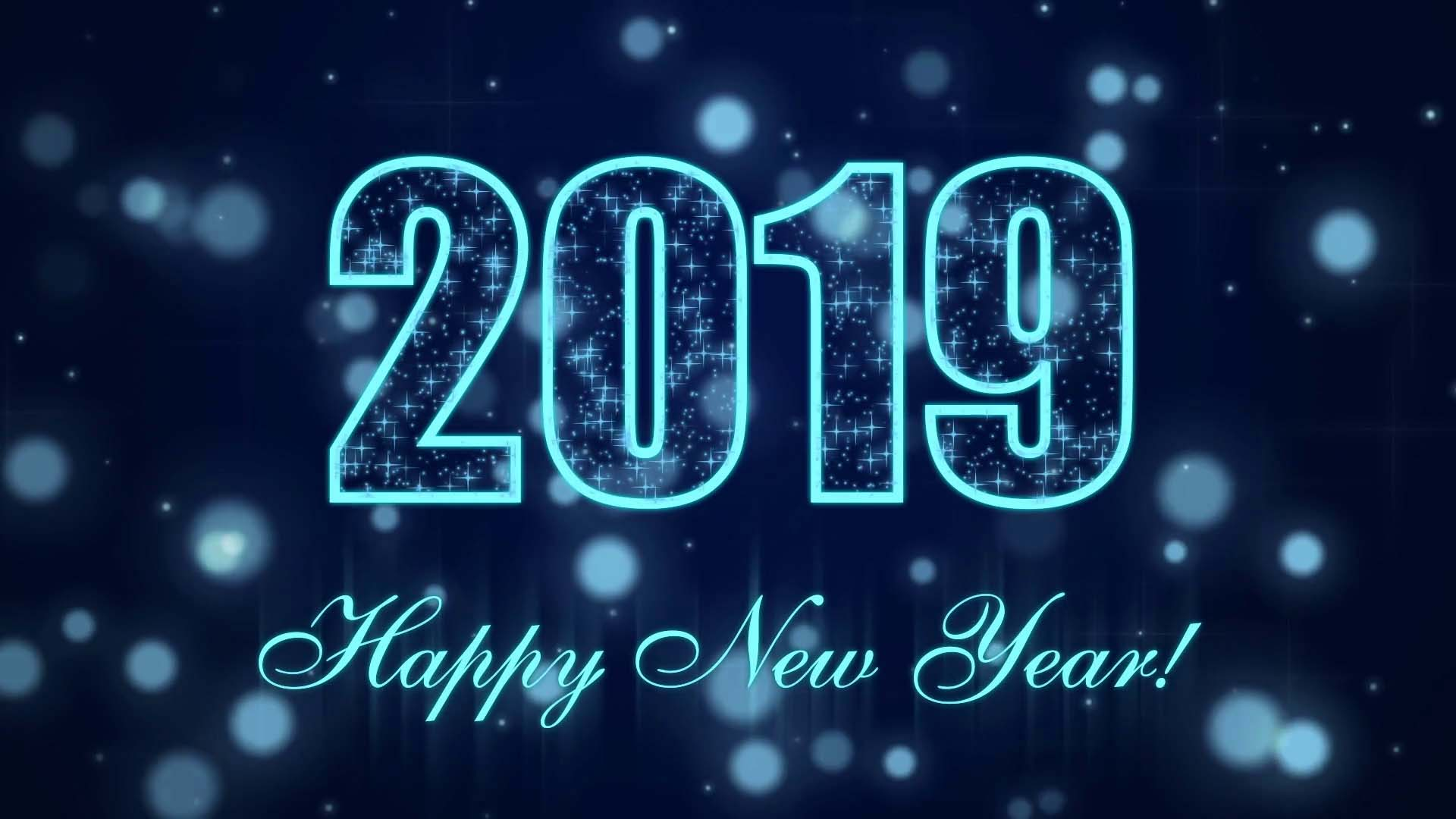 Happy New Year 2019 Wallpapers Full Hd 1166962