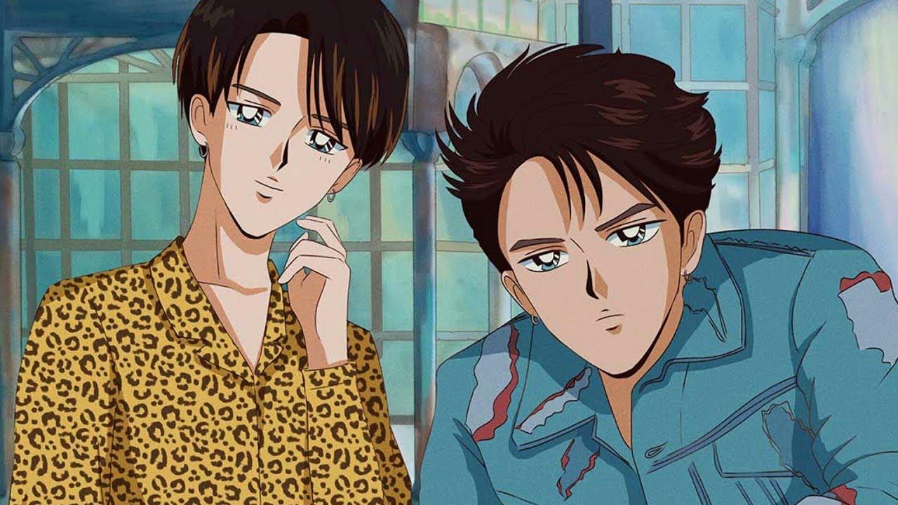 Hình ảnh bts anime đẹp