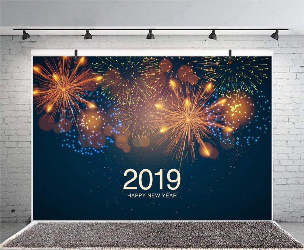 Hình nền chúc mừng năm mới 2019 đẹp và hay