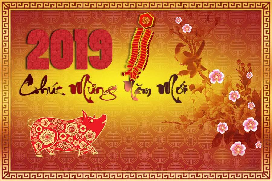 Hình ảnh mẫu thiệp mừng năm mới đẹp nhất