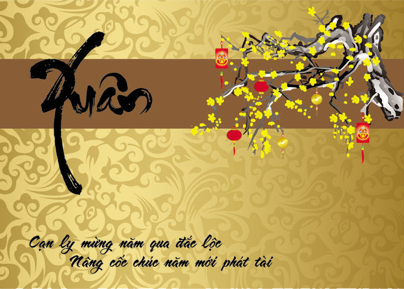 Thiệp mừng năm mới đẹp và hay