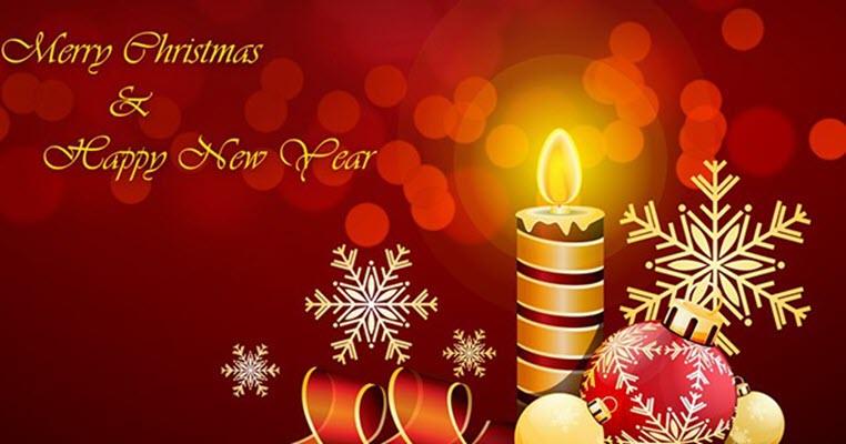 Thiệp mừng năm mới và giáng sinh