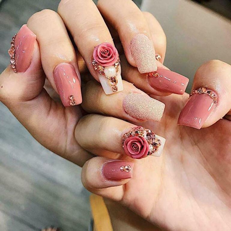 Chiêm ngưỡng mẫu nail đẹp nhất