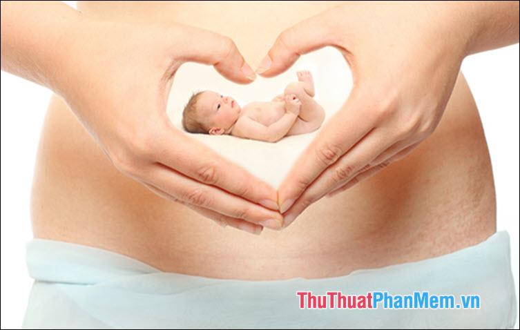 Để cân nặng thai nhi đạt chuẩn, cần lưu ý điều gì?