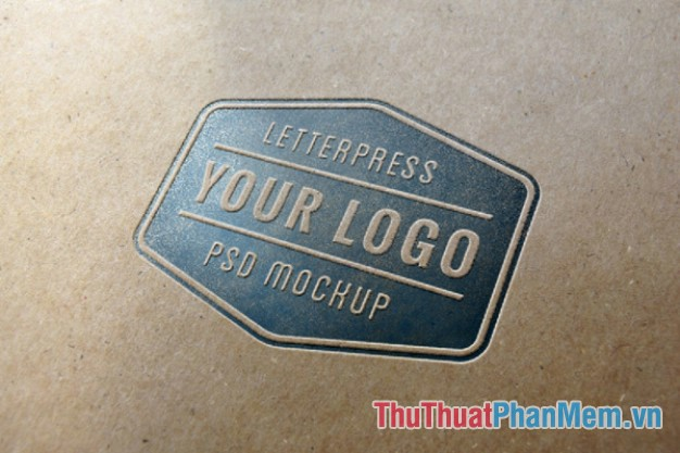Hiệu ứng logo bìa chuyên nghiệp