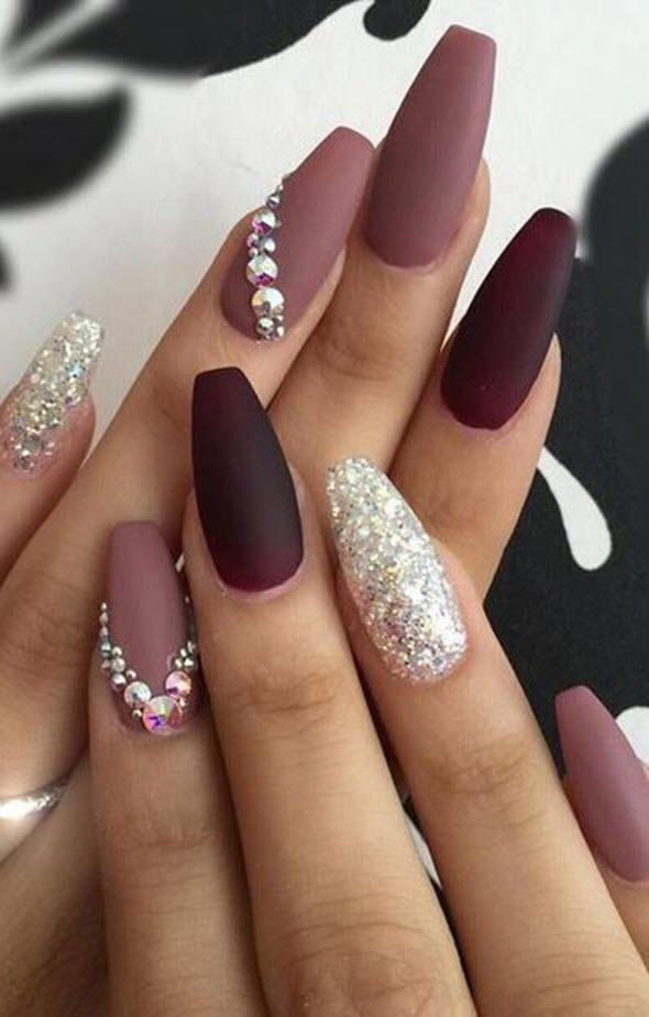 Hình ảnh mẫu móng tay đẹp