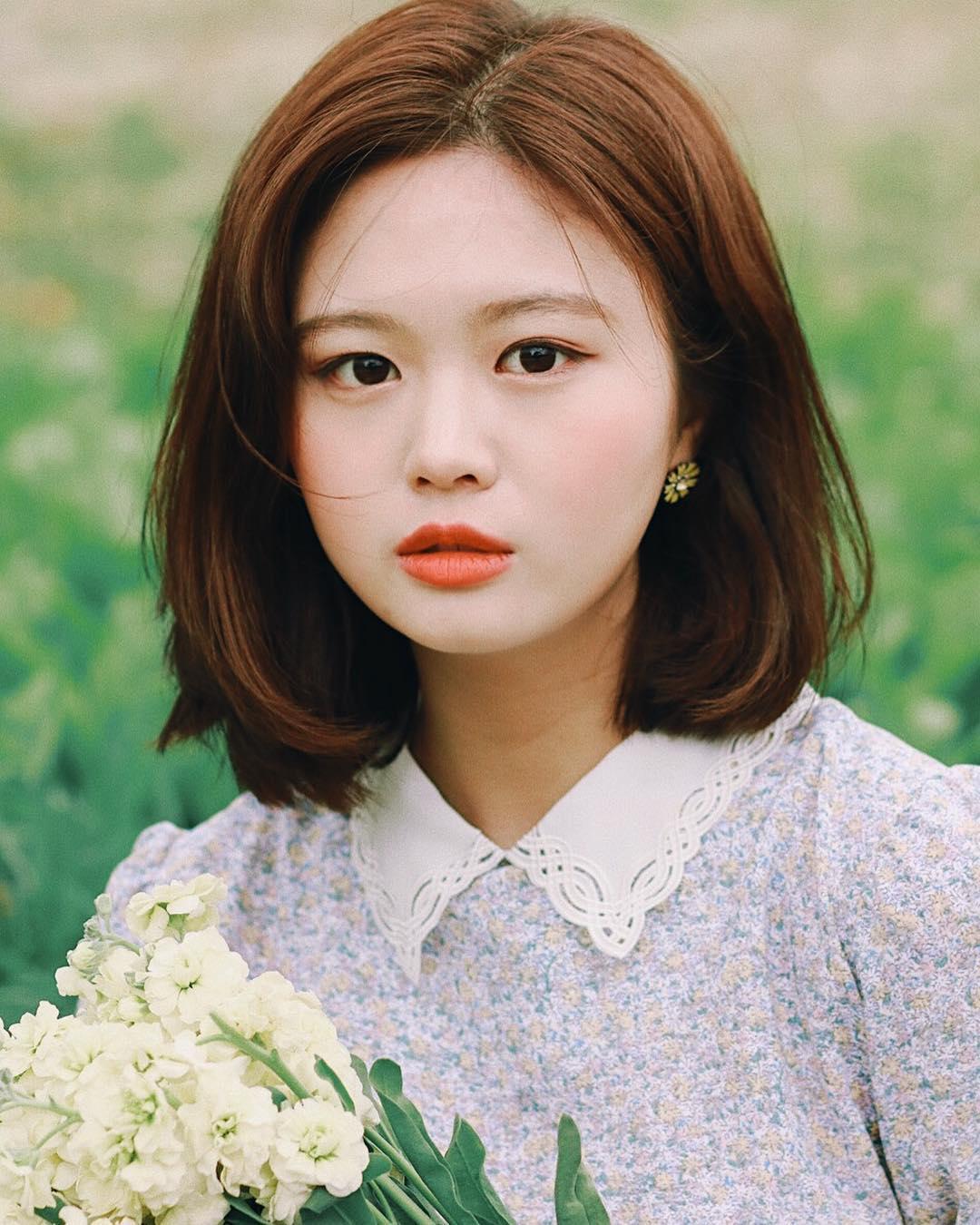 Hình ảnh tóc ngắn nữ đẹp