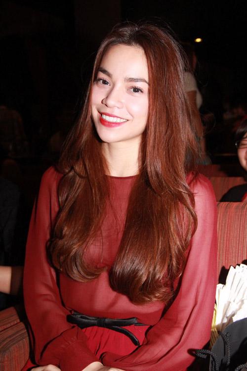 Kiểu tóc nữ đẹp nhất Hồ Ngọc Hà