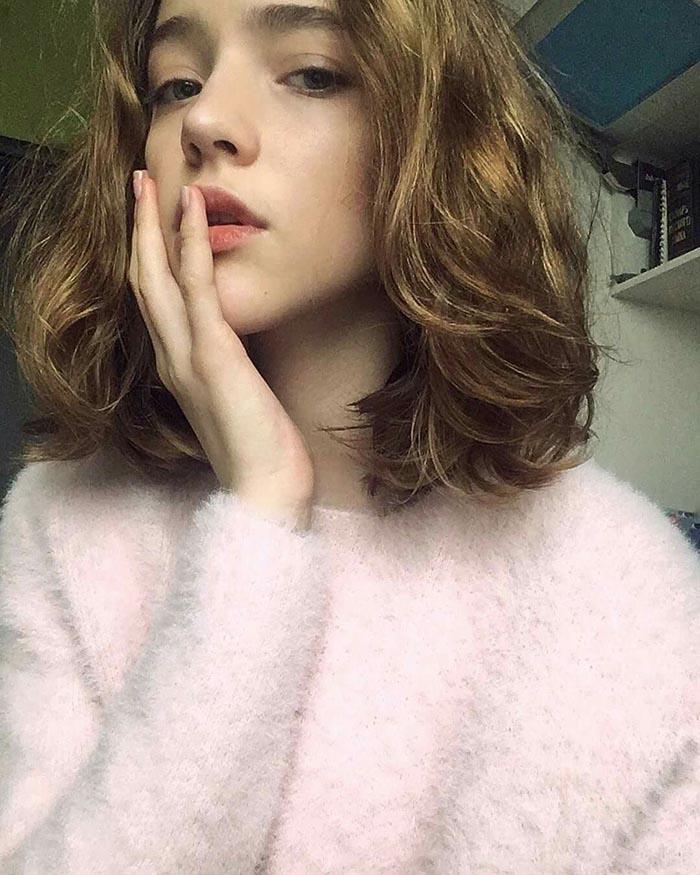 Những kiểu tóc ngắn gây sốt mùa đông