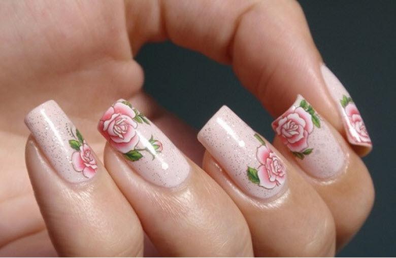 Những mẫu Nail móng tay quyến rũ khiến phái yếu mê mẩn