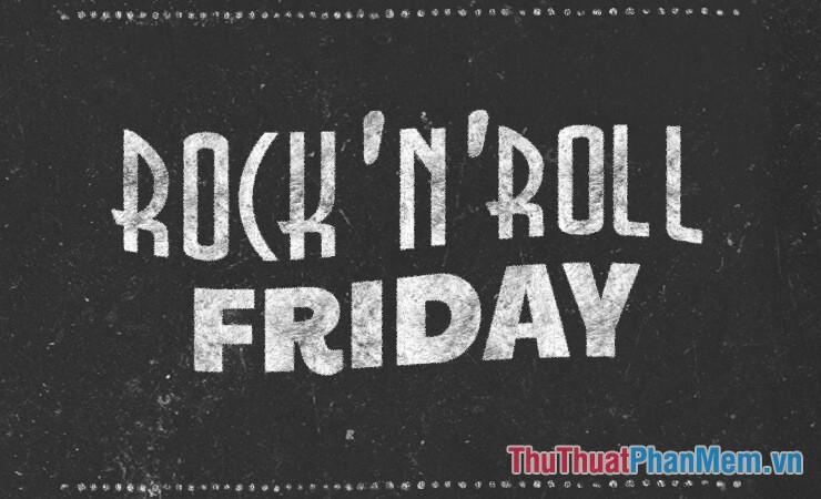 Rock n Roll Effect
