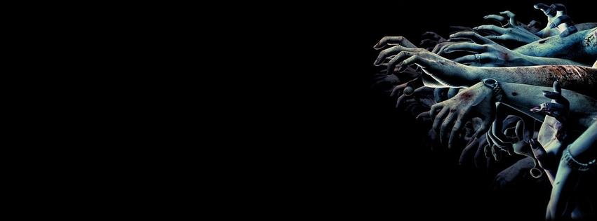 Ảnh bìa màu đen cực chất và lạ cho facebook