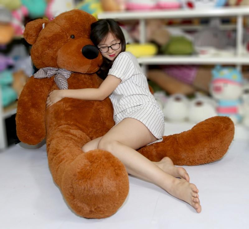 Gấu bông khổng lô dễ thương nhất