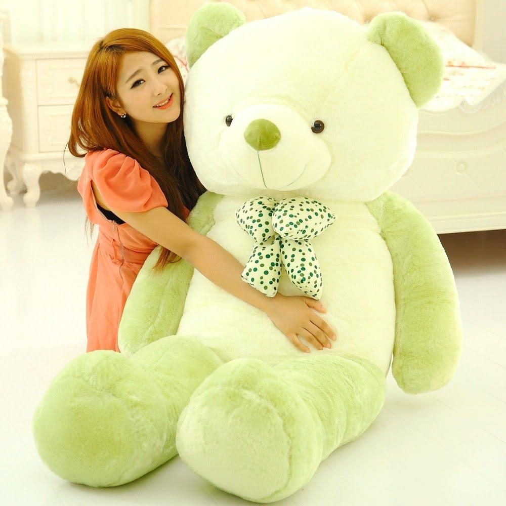 Gấu bông tặng bé nhân ngày quốc tế thiếu nhi