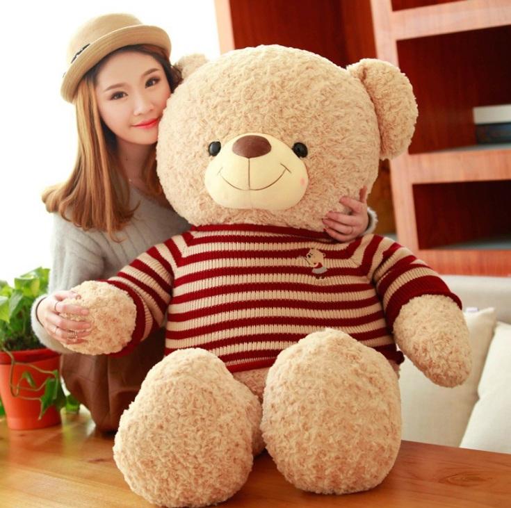 Gấu bông teddy đẹp và dễ thương nhất
