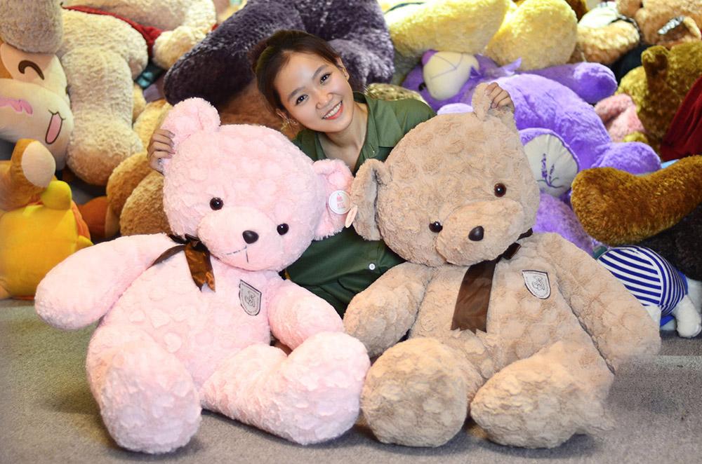 Gấu bông xuất xứ từ đâu rẻ nhất và an toàn nhất