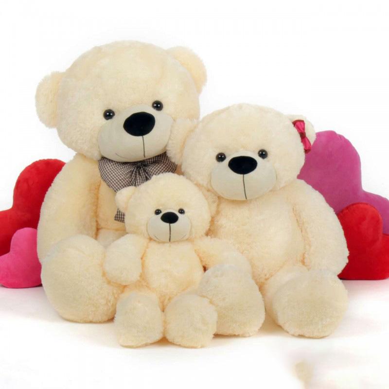 Gấu Brown mịn 110cm chất lượng