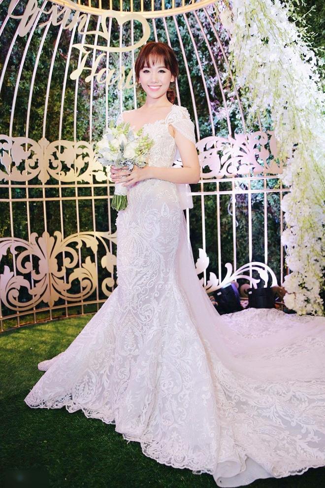Hình ảnh váy cưới cho cô dâu