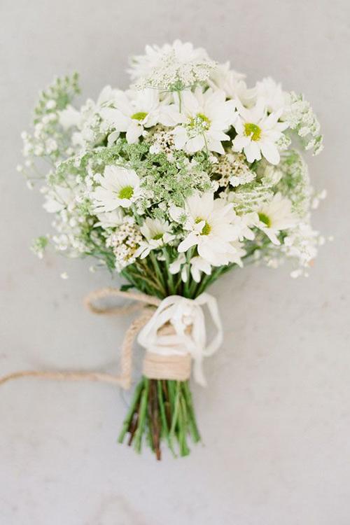 Hoa cưới cầm tay mẫu đẹp nhất