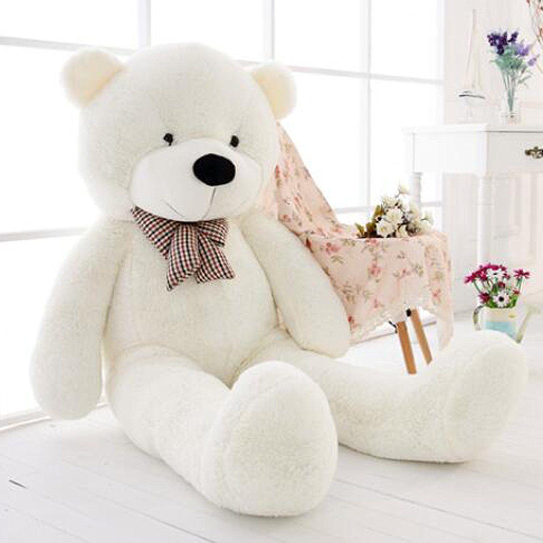 Kích cỡ gấu bông to nhất là bao nhiêu