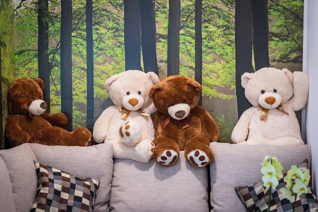 Mua gấu bông đẹp ở đâu